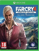 Xbox One Far Cry 4 -- Complete Edition (PEGI)***