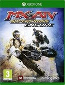 Xbox One MX vs. ATV Supercross Encore (PEGI)