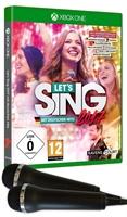 Xbox One Let's Sing 2017 + 2 Mics (PEGI)