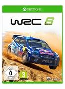 Xbox One WRC 6: FIA World Rally Championship (USK)