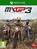 Xbox One MXGP 3: The Official Motocross Videogame (PEGI)