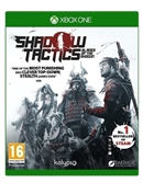 Xbox One Shadow Tactics: Blades of the Shogun (PEGI)