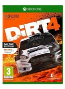 Xbox One DiRT 4 -- Day One Edition (PEGI)