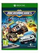 Xbox One Micro Machines World Series (PEGI)