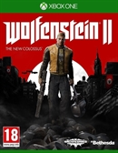 Xbox One Wolfenstein II: The New Colossus (PEGI)