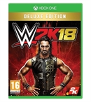Xbox One WWE 2K18 -- Deluxe Edition (PEGI)