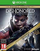 Xbox One Dishonored: Der Tod des Outsiders Double Feature (inkl. Dishonored 2) (PEGI Uncut)