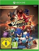 Xbox One  Sonic Forces -- Bonus Edition (PEGI)