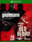 Xbox One Wolfenstein: The New Order & The Old Blood (PEGI)