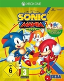 Xbox One Sonic Mania Plus (PEGI)