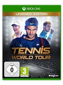 Xbox One Tennis World Tour -- Legends Edition (PEGI)