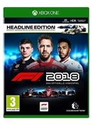 Xbox One Formula 2018 -- Headline Edition (PEGI)