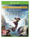 Xbox One Assassin's Creed Odyssey -- Gold Edition inkl. Season Pass (PEGI)
