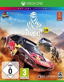Xbox One Dakar 18 -- Day One Edition (PEGI)