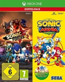 Xbox One Sonic Mania Plus & Sonic Forces -- Double Pack (PEGI)