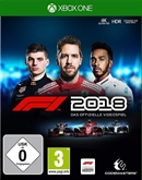 Xbox One Formula 2018 (PEGI)
