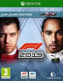 Xbox One Formula 2019 -- Jubiläums Edition (PEGI)