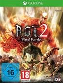 Xbox One A.O.T. 2: Final Battle (PEGI)