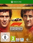 Xbox One Formula 2019 -- Legends Edition (PEGI/USK)