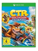 Xbox One CTR Crash Team Racing Nitro Fueled (USK)