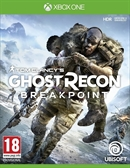 Xbox One Tom Clancy's Ghost Recon: Breakpoint (PEGI)