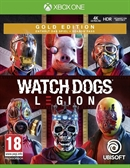 Xbox One Watch Dogs Legion -- Gold Edition (PEGI)