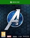 Xbox One Marvel's Avengers (PEGI)