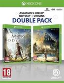 Xbox One Assassin's Creed Odyssey + Assassin's Creed Origins (PEGI)