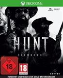 Xbox One Hunt: Showdown (PEGI)