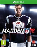 Xbox One Madden NFL 18 (PEGI)