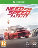 Xbox One Need for Speed: Payback (PEGI)