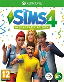 Xbox One The Sims 4 -- Deluxe Party Edition (PEGI)