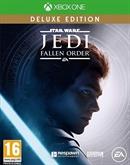 Xbox One Star Wars Jedi: Fallen Order -- Deluxe Edition (PEGI)