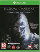 Xbox One Mittelerde: Mordor's Schatten -- Game of the Year Edition (PEGI)