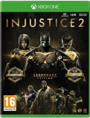 Xbox One Injustice 2 -- Legendary Edition (PEGI)