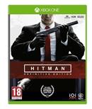Xbox One Hitman -- Definitive Edtion (PEGI)