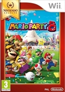 Wii Mario Party 8 Selects (PEGI)