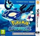 3DS Pokémon Alpha Sapphire (PEGI)