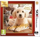 3DS Nintendogs + Cats: Retriever + New Friends -- Selects (PEGI)