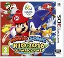 3DS Mario & Sonic bei den Olympischen Spielen: Rio 2016 (PEGI)