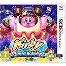 3DS Kirby: Planet Robobot (PEGI)