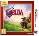 3DS The Legend of Zelda: Ocarina of Time 3D -- Selects (PEGI)