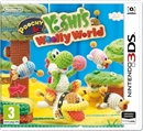 3DS Poochy & Yoshi's Woolly World (PEGI)