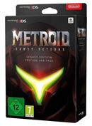 3DS Metroid: Samus Returns -- Legacy Edition (PEGI)