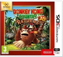 3DS Donkey Kong Country Returns -- Selects (PEGI)
