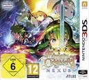 3DS Etrian Odyssey Nexus (PEGI)