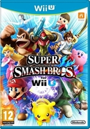 Wii U Super Smash Bros. (PEGI)
