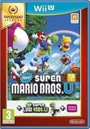 Wii U New Super Mario Bros. U + New Super Luigi U -- Selects (PEGI)