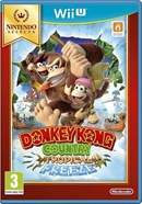 Wii U Donkey Kong Country: Tropical Freeze -- Selects (PEGI)