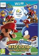 Wii U Mario & Sonic bei den Olympischen Spielen: Rio 2016 (PEGI)